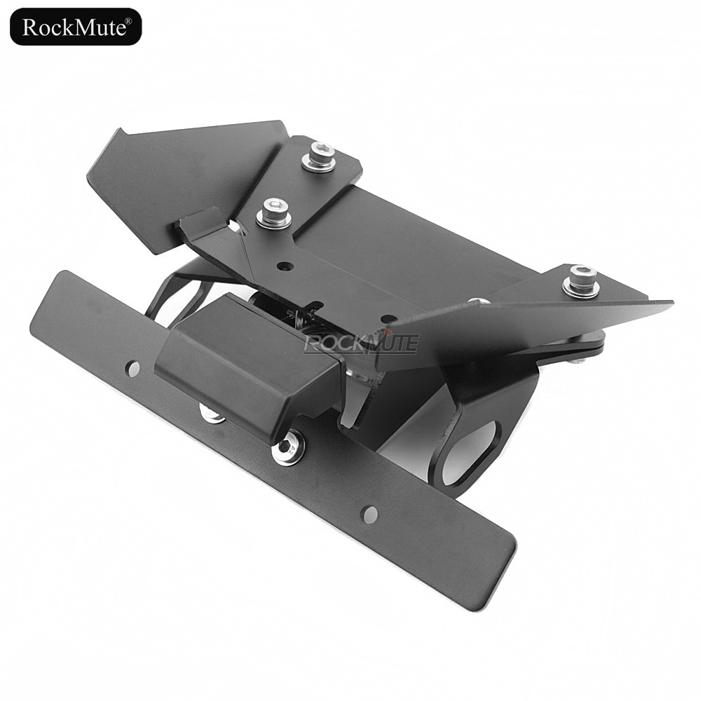 Tail Tidy License Plate Holder Mount Bracket For Kawasaki EX250R Ninja 250R 2008-2012 2009 2010-11 Motorcycle Fender EliminatorTail Tidy License Plate Holder Mount Bracket For Kawasaki EX250R Ninja 250R 2008-2012 2009 2010-11 Motorcycle Fender Eliminator