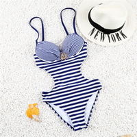 3XL 4XL 5XL Women Plus Size One Piece Swimsuit Leopard Extra Large Swimwear Fat Cup Swim