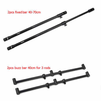 Carp Fishing Rod Pod Set In Carry Bag Stand Holder Fishing Pole Pod Stand Carp Fishing Tackle