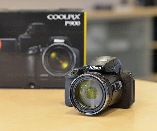 Nikon CoolPix P900 16MP 83x Appareil Photo Numérique
