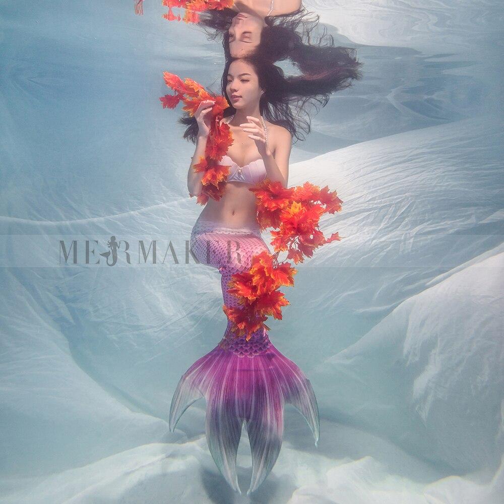 Free Shipping, Mermaid tail Cosplay костюмді көйлек - Костюмдер - фото 4