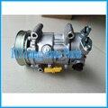 Прямая продажа с фабрики 6C12 A/C компрессор для PEUGEOT 207/307 9670318880 9659875780 9678656080 9651910980 9671216280 6453WK 6453WL