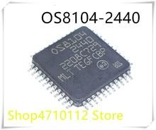 NEW 5PCS/LOT F OS8104-2440 FOS8104 OS8104 2440 IC QFP-44