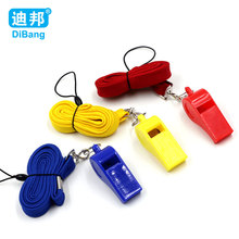 Plastic   Football Basketball Hockey Sports Classic Referee Whistle Survival Outdoor plastic butterfly fox nuclearFree Shipping