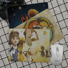 Babaite Top Quality The Little Prince and Fox small Mouse pad PC Computer mat Selling Wholesale Gaming Pad mouse