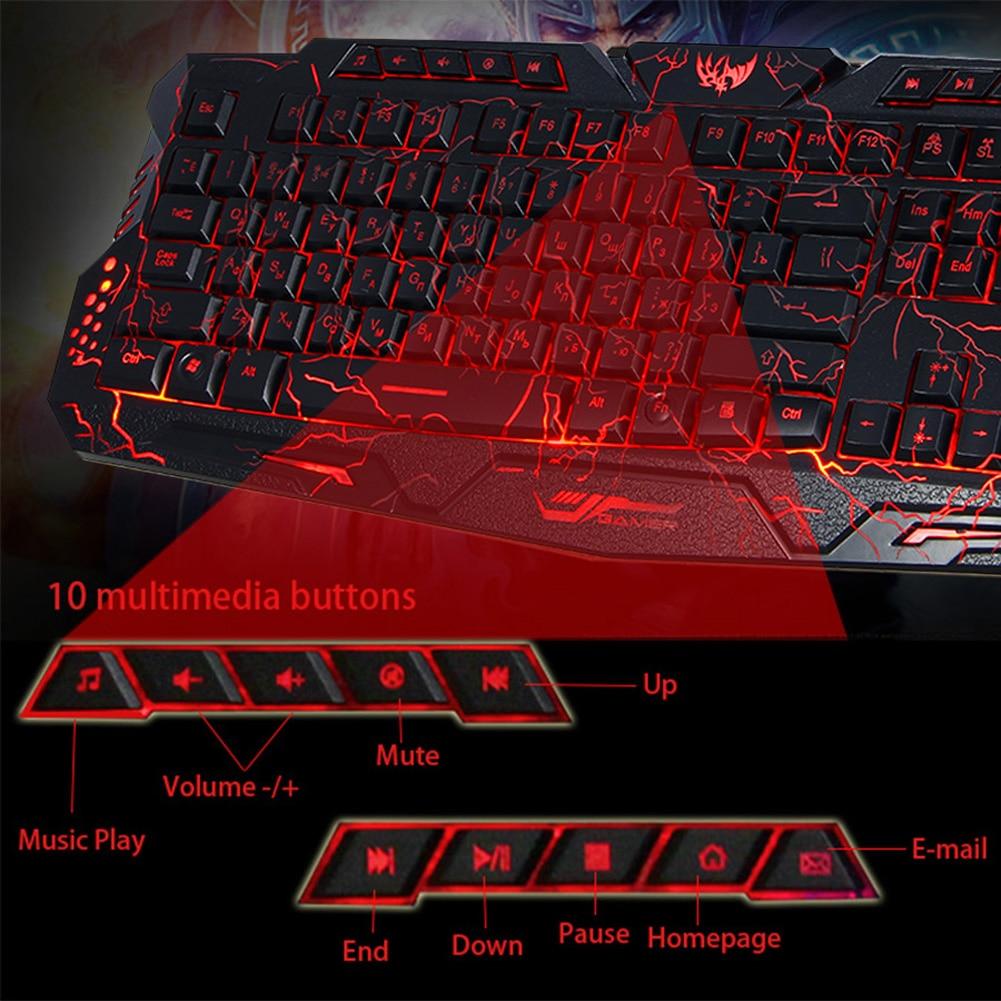 USB Wired Mechanical Gaming Keyboard USB Wired Mechanical Gaming Keyboard HTB1fGg0SpXXXXX8XFXXq6xXFXXXv