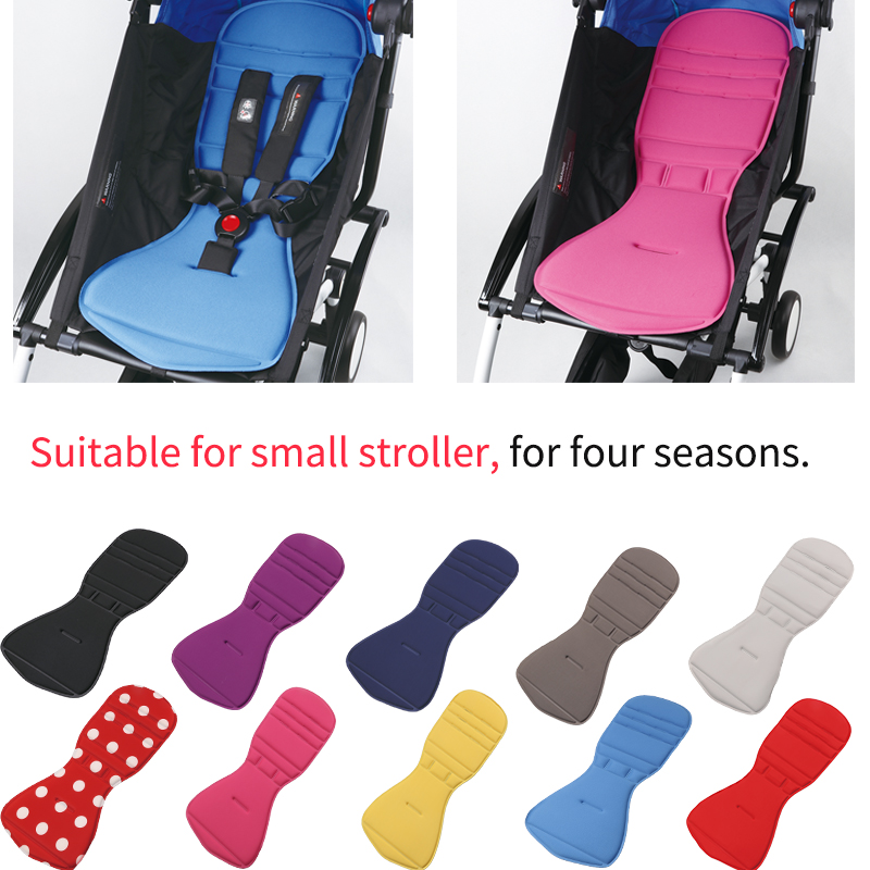 Comfortable Baby Stroller Seat Cushion For Yoyo Yoya Double Sided Pram Pad Car Seat Liner Stroller Accessoried