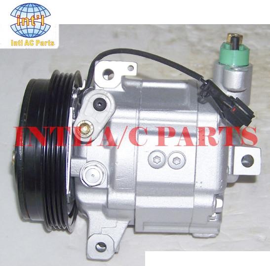 Complete AC A//C Repair Kit w// Compressor /& Clutch for Subaru Outbac 2007 XT 2.5