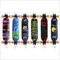 free shipping skateboard long board 104 cm x 22 cm 78A wheel