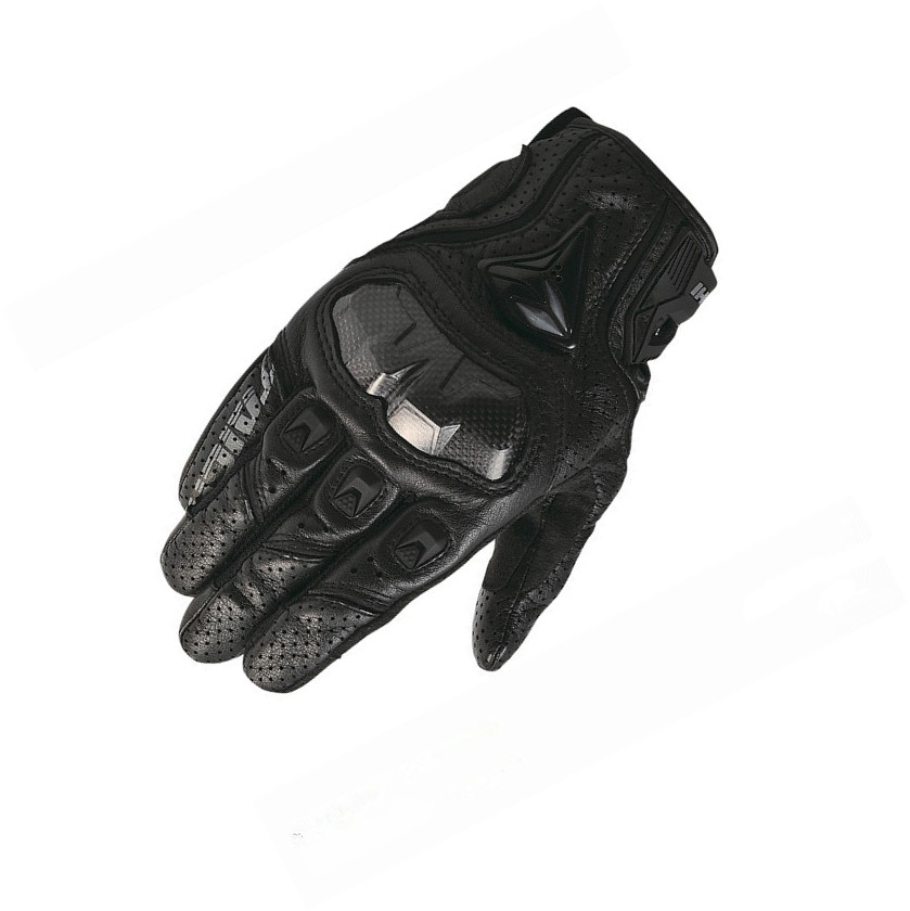 Hot Breath Motorcycle Leather Glove Racing Protection Glove Men's Riding Glove Size M -XL sector9 перчатки sector9 bhnc slide glove camo s m