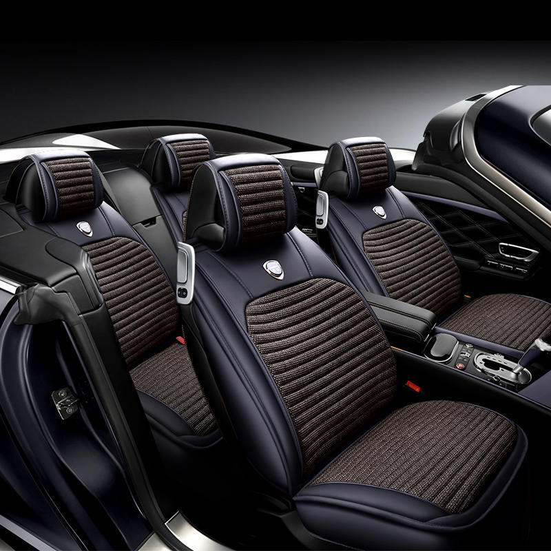 Four Seasons General Car Seat Cushions Car pad Car Styling Car Seat Cover For Peugeot 206 207 2008 301 307 3008 408 4008 508