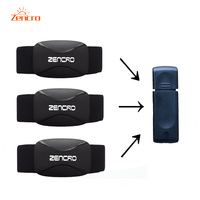 Zencro Group Training Heart Rate Monitor Many To One Pulse Sensor Heart Rate Receiver For Team