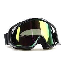 Motorcycle Dustproof Motocross Sunglasses Goggles Ski Snowboard Moto Goggles Lens Frame Eyewear Glasses