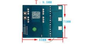 Image 4 - 8 s 50a 33.6ボルトリポリチウムポリマーbms/pcm/pcbバッテリー保護回路基板用8 packs 18650リチウムイオン電池セルw/temp
