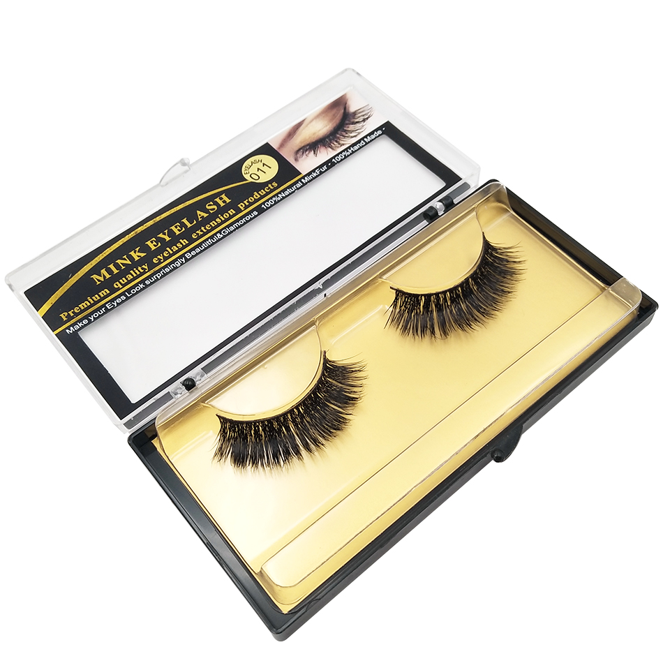 XME011 mink lashes  (4)