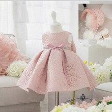 newborn baby girls dress 1 year girl baby birthday dress lac
