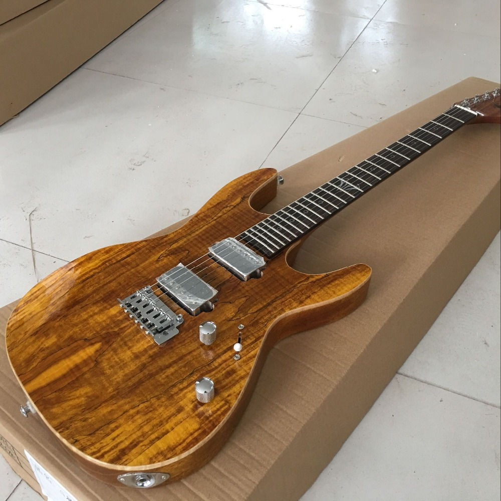 Custom shop New Top quality stratocaster Guitar ST 6 Strings handwork Electric guitarra .