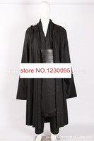 Star Wars Darth Maul Tunic Robe Black Version Cosplay Costume