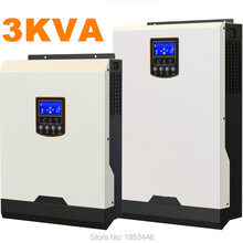 EASUN POWER 2400W Solar Inverter 220V 50A PWM 40A MPPT 3Kva Pure Sine Wave Inverter 50Hz Off Grid Inverter 24V Battery Charger