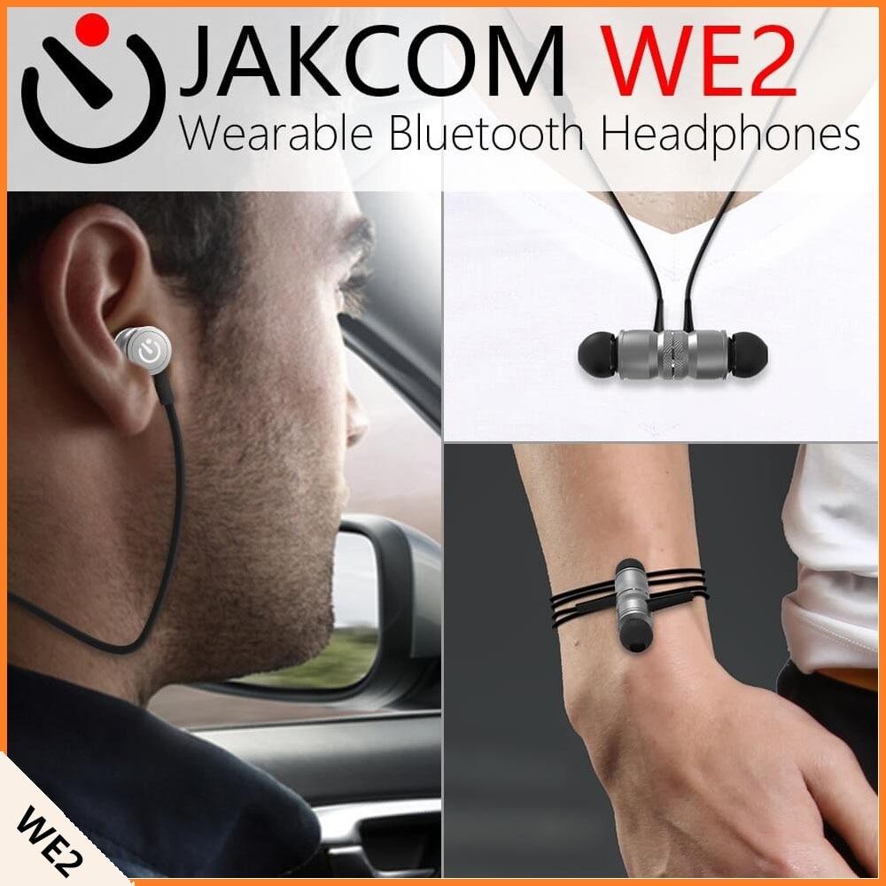 Jakcom WE2 Wearable Bluetooth Headphones New Product Of Earphones Headphones As Steelseries Siberia V2 Usb Piston G2200