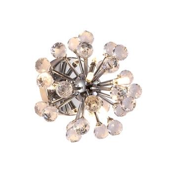 hot selling crystal ceiling lamp modern LED crystal ceiling lights for bedroom hallway light fixtures