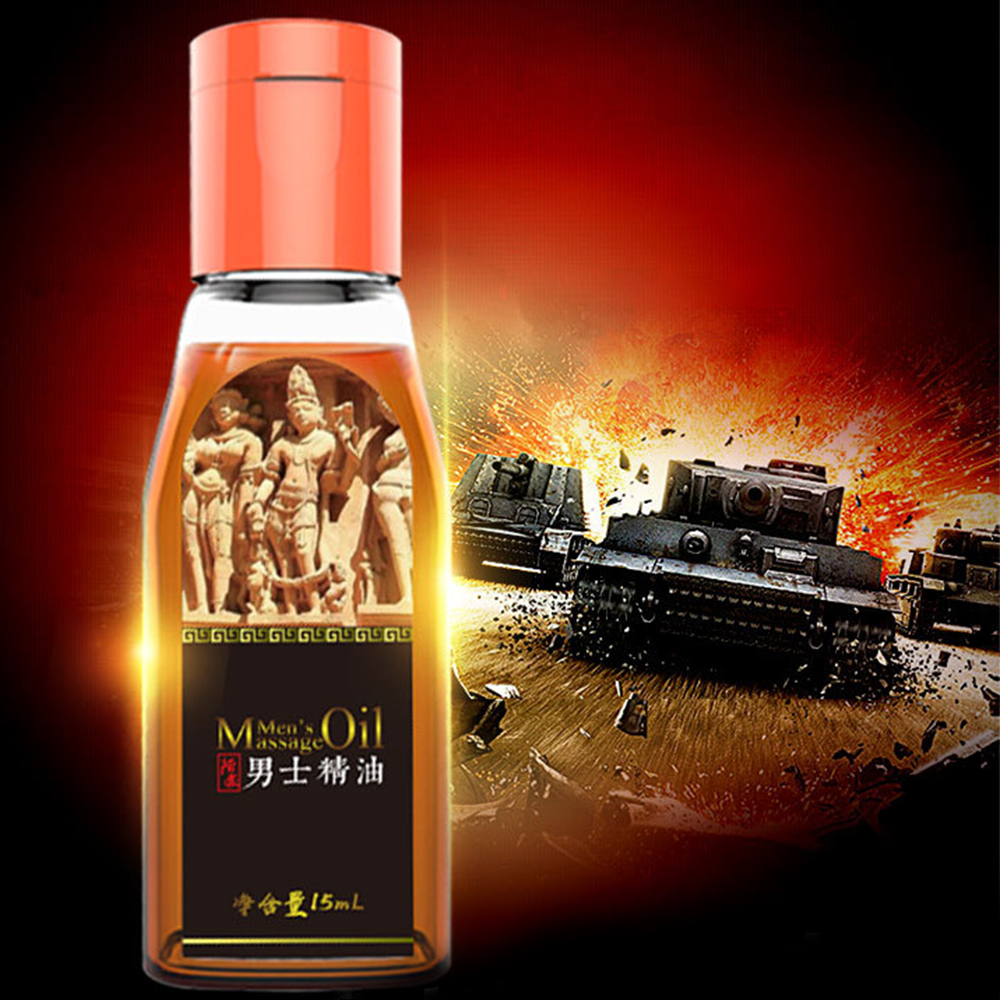15ml Penis Enlargement Oil Provocative Gel Titan Growth Size Dick Extender Growth Thickening Cream Men Cock Enhancers Increase