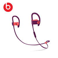 Apple Powerbeats3 Wireless Headset Bluetooth Sports Purple red In Ear Headphone Binaural In Hook Earplug for Music for Iphone