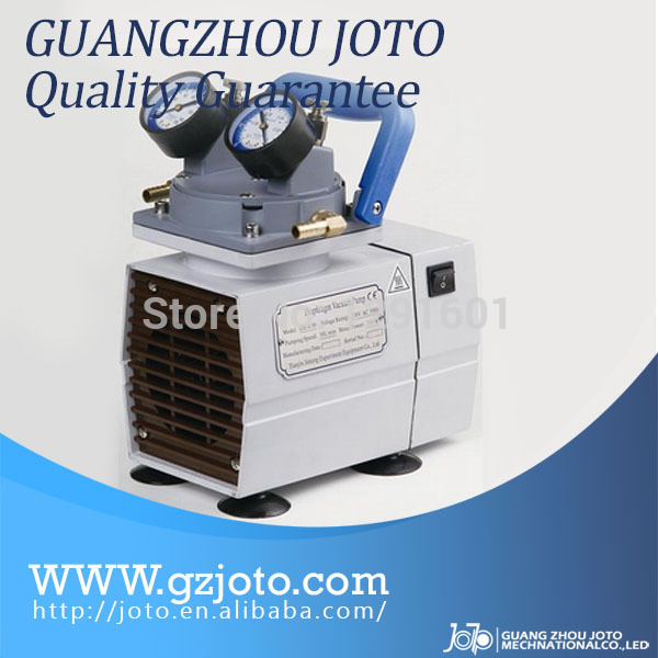LH-85 NEW Hot sale lab low price 110V Oilless Reciprocating Vacuum Pump
