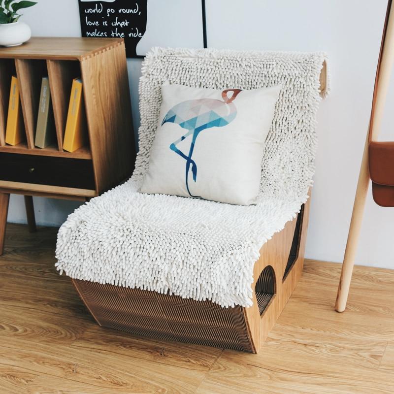 Szabadidős kanapé háttámla Üzleti fogadás Egyszerű irodai - Bútorok - Fénykép 6