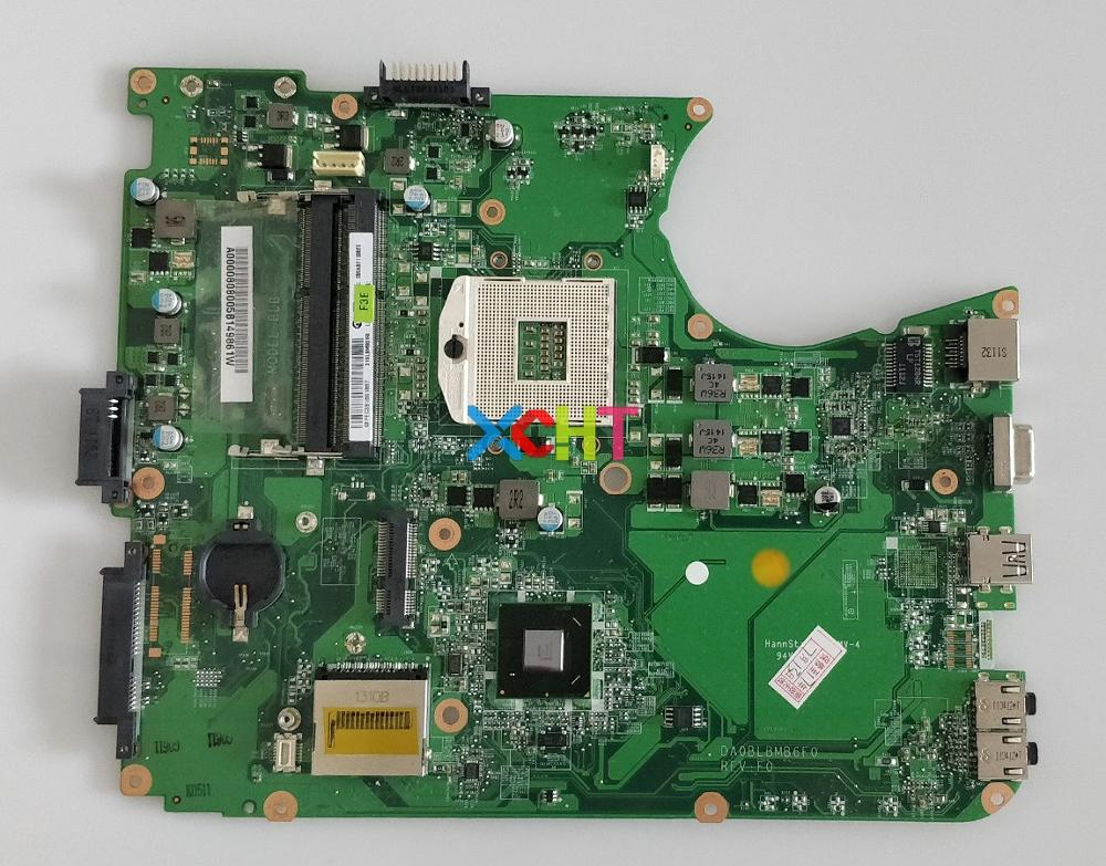 For Toshiba Satellite L750 L755 Intel Laptop Motherboard System board A000079330