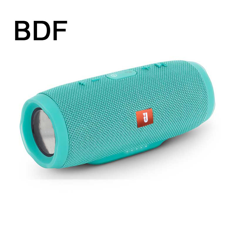 BDF Music shock wave Bluetooth Speaker outdoor Wireless stereo HIFI Portable Speaker Anti 3000mAh Support xiaomi Phone Computer