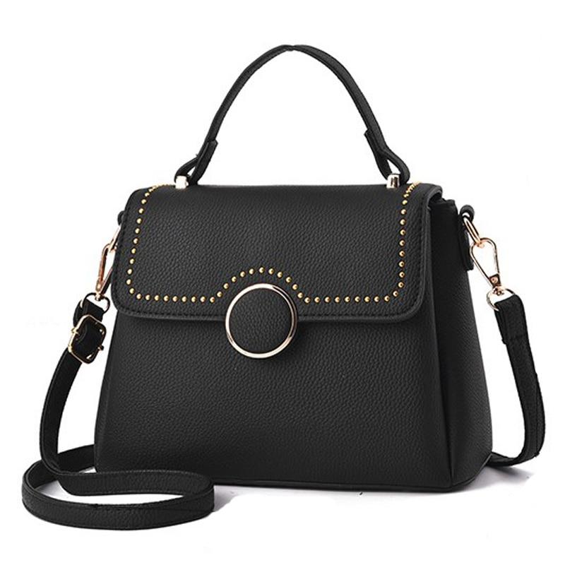 Newest Design Women s Bags Classic Leisure Fashion Modern Lady Handbags Solid Color Khaki Green Grey
