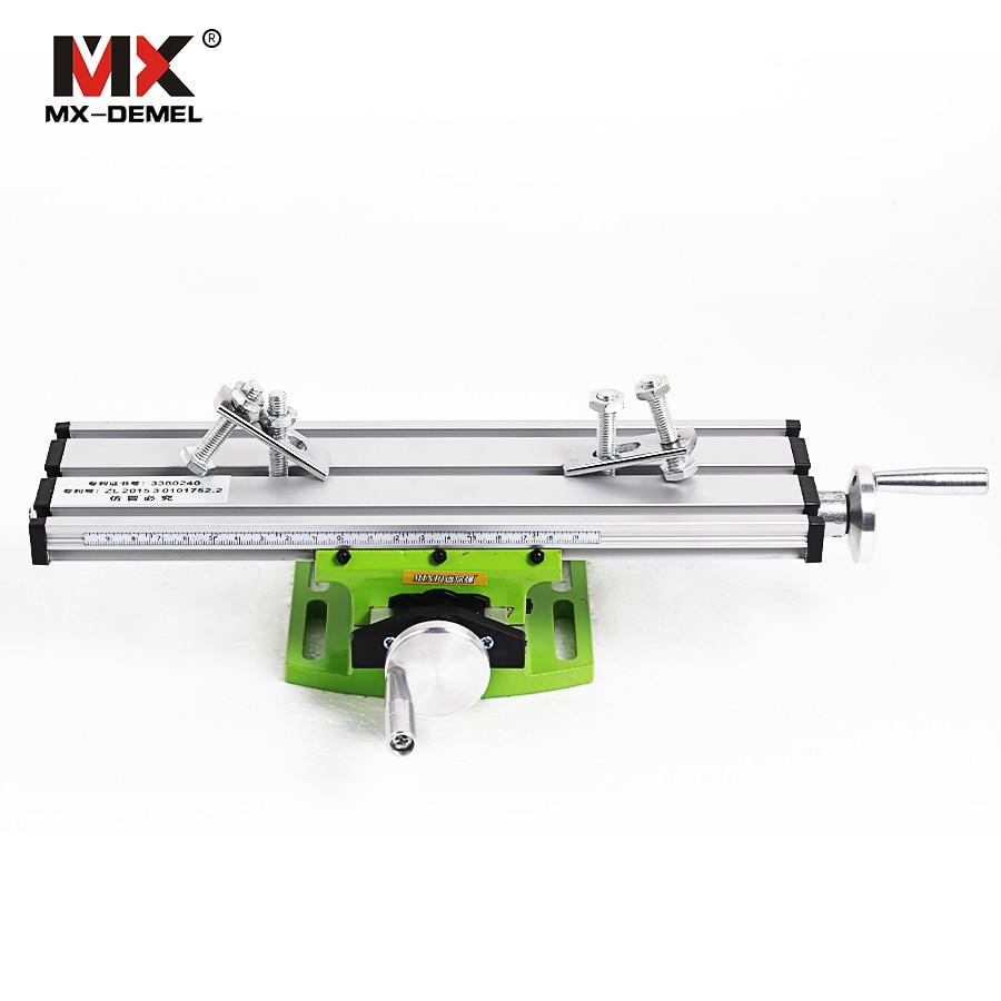 Fresadora multifunción de precisión en miniatura Taladro de banco - Máquinas herramientas y accesorios - foto 6