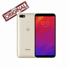 Küresel Sürüm Lenovo A5 cep telefonu A5 L18021 4000 mAh 4G FDD-LTE Android 8.1 Kamera 13.0MP Quad Core MT6739 Yüz -KIMLIK Akıllı...