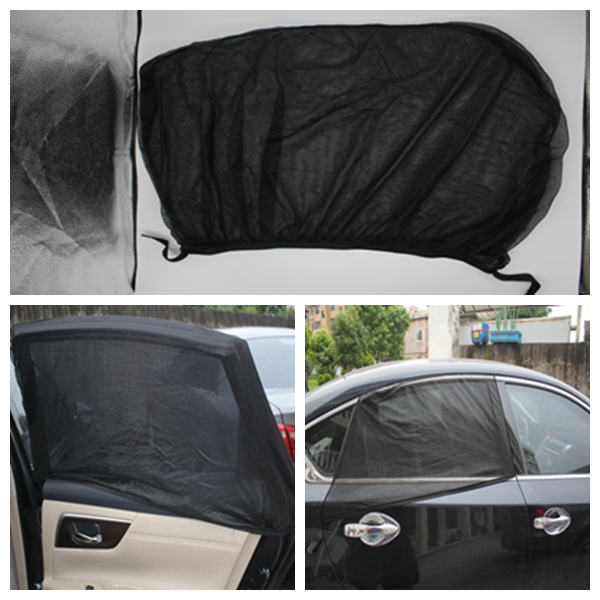 Image 2 - 2 pieces of car sunscreen uv car curtain is suitable for car rear sun screen summer protective window film launched-in Side Window Sunshades from Automobiles & Motorcycles