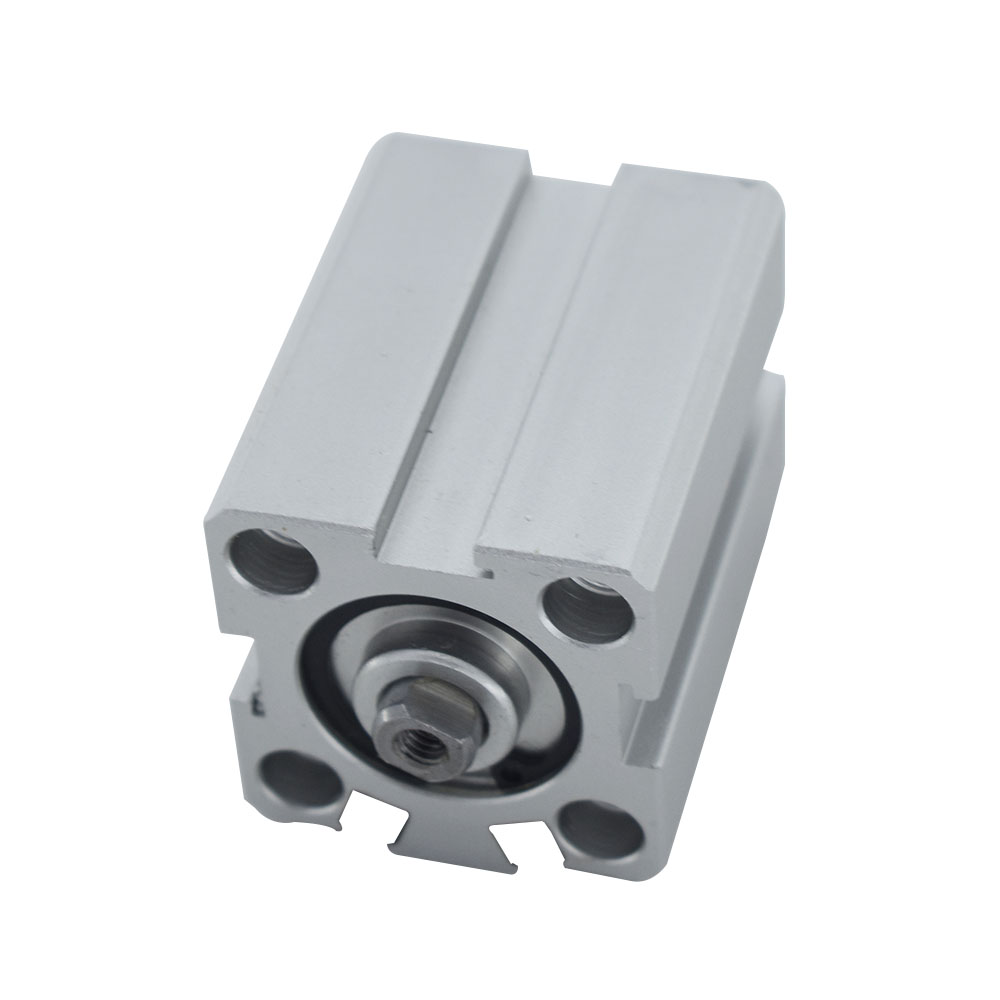 SDA Type Pneumatic Cylinder 50mm Bore 5/10/15/20/25/30/35/40/45/50/60/70/75/80/90/100mm Stroke Aluminum Alloy Air Cylinder sda type bore 20mm stroke 5 10 15 20 25 30 35 40 45 50mm sda20 double acting compact air pneumatic piston cylinder female