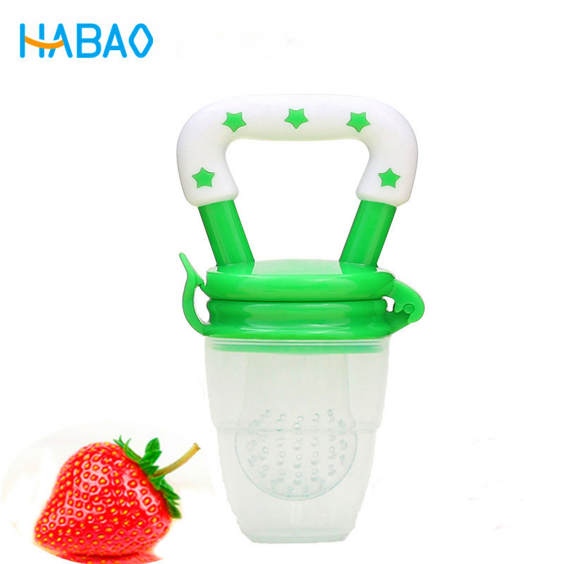 Baby Nimbler Pacifier For Fruit Portable Infant Nibbler Holder Nipples Silicone Soother Nipple Feeding Teat Pacifier Bottles
