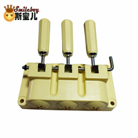 2020 Home Appliance Ice Cream Maker Parts Spare Head Pannel for Machine Replacement Accessories Outlet valve Sets For Space Part