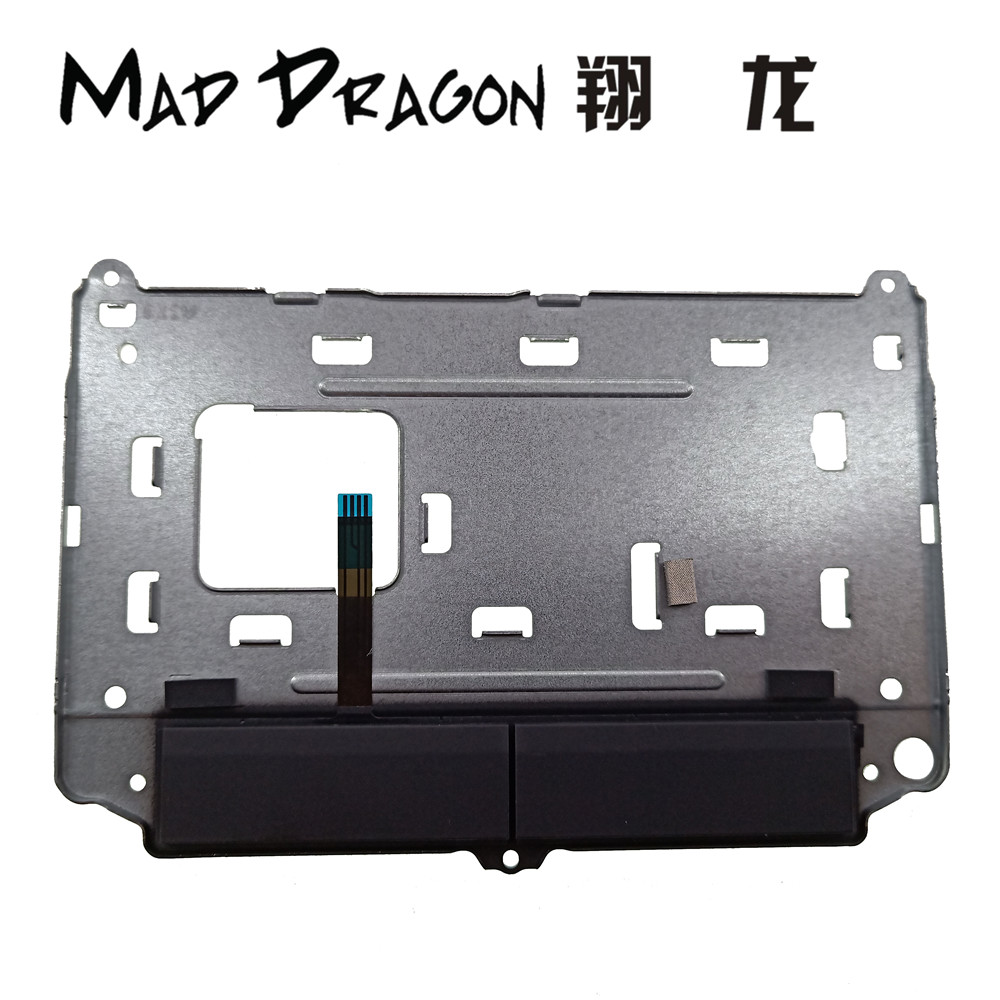 Computer & Office 17 R4 R5 Alw 15 17 R3 R4 R5 4gg2d 04gg2d Gentle Mad Dragon New Brand Mouse Buttons And Touchpad Bracket For Dell Alienware 15 R3 R4