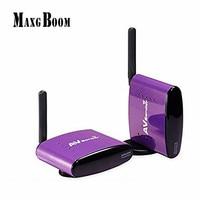 PAT 550 5 8GHz 300m Digital STB Wireless Sharing Device AV Transmitter Receiver Sender IR Remote