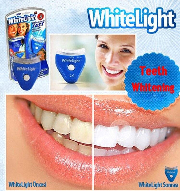 Blanchiment dentaire personnel, soins dhygiène buccale, lumière blanche, Blanchiment des dents facile à blanchir, Dent