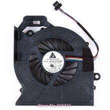 Smar novo cpu ventilador de refrigeração 4pin, para hp pilot DV6-6000 DV6-6050 DV6-6090 DV6-6100 laptop z-bh18