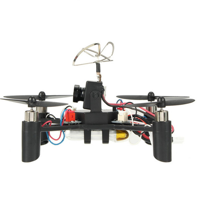 Small Drone 5.8G FPV With 600TVL Camera 2.4G 4CH 6Axis