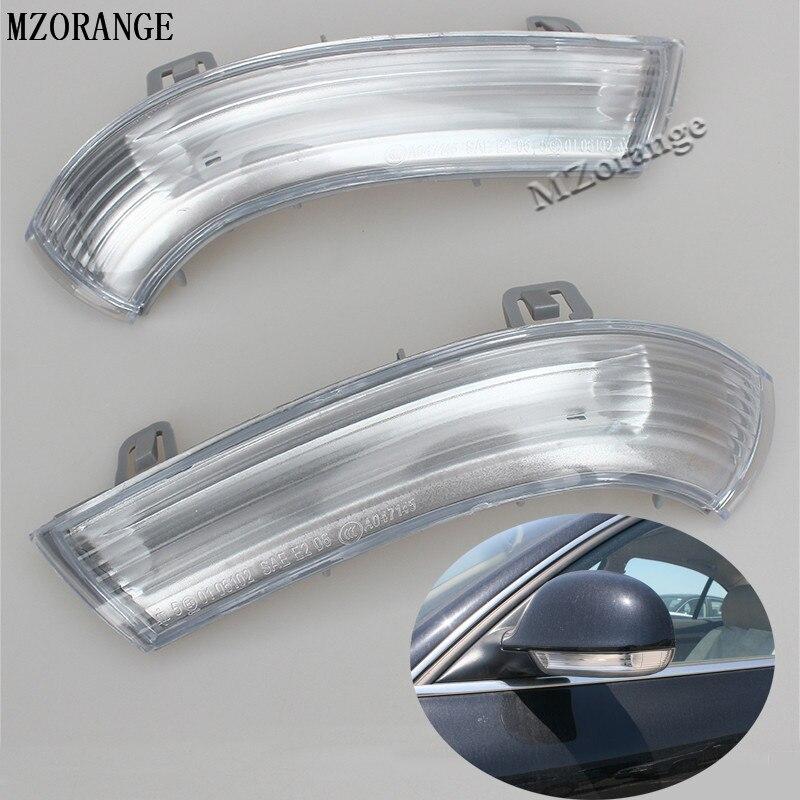 MZORANGE Mirror Side Turn Signals lights For VW for Passat B5/B6 for GOLF 5/6 V/VI for SHARAN for JETTA 3 1991-2010 Car styling Указатель поворота