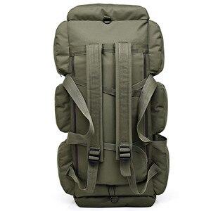 Image 5 - Männer Reisetaschen Große Kapazität Wasserdichte Tote Tragbare Gepäck Täglichen Handtasche Bolsa Multifunktions gepäck duffle tasche