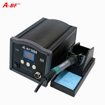 A-BF 90W120W/150W Lead-free Digital Display Electric Soldering Station High power soldering iron 204H/206H/208H - Category 🛒 Tools