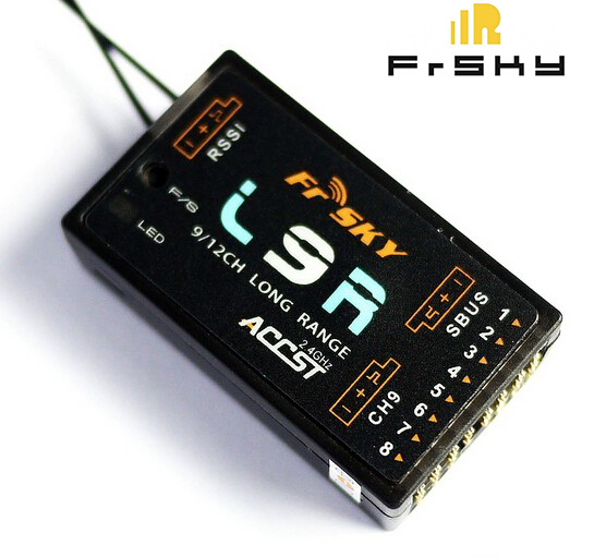 Feiying FrSky L9R 9/12CH S.Bus Non-telemetry Long Range Receiver W/PCB Antenna For Taranis X9D