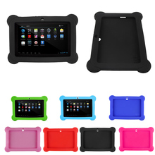 Silicone Gel Protective Back Case Cover For 7 Inch Allwinner A33 A23 Android Tablet Q88 QJY99