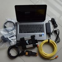 Brand New HP N3060 note book For BMW ICOM a2 Diagnostic & Programming Tool with Software ISTA P/D multi language 500gb hdd