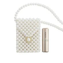 luxury handbags women bags designer mini pearl bag beaded crystal clutch evening bag purses and handbags shoulder messenger bag fawziya eye shape crystal wedding purses and handbags evening bag